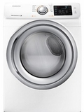 DV42H5200GW Samsung 7.5 cu. ft. Capacity Gas Front Load Dryer - White