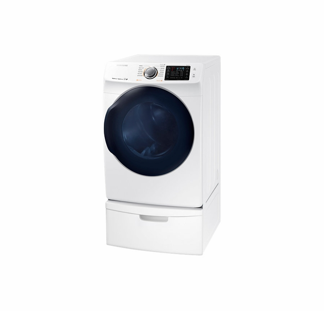 Front Load Perfect Steam Gas Dryer With Instant Refresh And