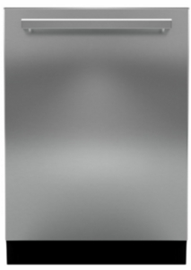 "DW24XT Bertazzoni 24"" Fully Integrated Dishwasher with 16 Place Setting Capacity 6 Wash Cycles - Stainless Steel"