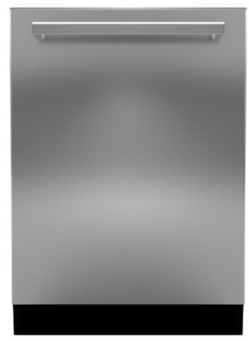 "DW24XV Bertazzoni 24"" Fully Integrated Dishwasher with 14 Place Setting Capacity 6 Wash Cycles - Stainless Steel"