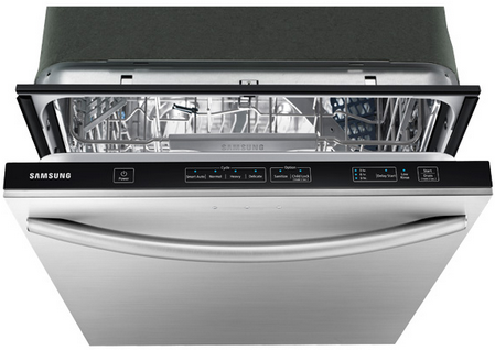 dw80f600uts samsung top control dishwasher with stainless steel tub stainless steel