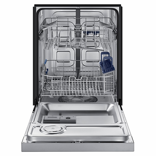 "DW80J3020US Samsung 24"" Front Control Dishwasher with Stainless Steel Interior - Stainless Steel"