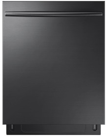"DW80K5050UG Samsung 24"" Fully Integrated Dishwasher with 6 Wash Cycles and Hard Food Disposer - Black Stainless Steel"