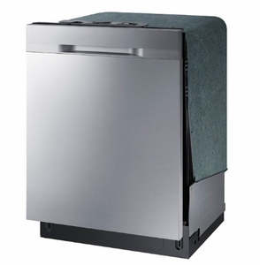 """DW80K5050US Samsung 24"""" Fully Integrated Dishwasher with 6 Wash Cycles and Hard Food Disposer - Stainless Steel"""