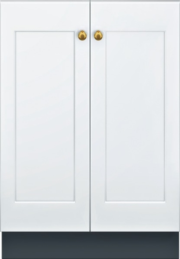"DWHD440MPR Thermador Panel Ready Emerald 24"" Dishwasher - 4 Programs and 4 Options - Custom Panel"