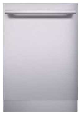"DWHD860RFM Thermador 24"" Star Sapphire Series Master Handle Fully Integrated Dishwasher with Star Glow Light and Star Speed - Stainless Steel"