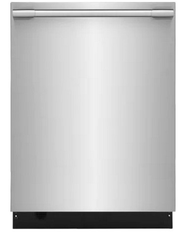 E24ID75SPS Electrolux Icon 24 Built-In Dishwasher Professional Series with Perfect Dry and LuxCare - Stainless Steel