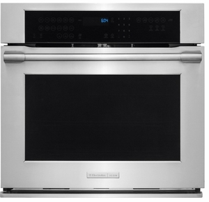 "E30EW75PPS Electrolux Icon 30"" Professional Electric Single Wall Oven with Smooth-Glide Oven Racks - Stainless Steel"