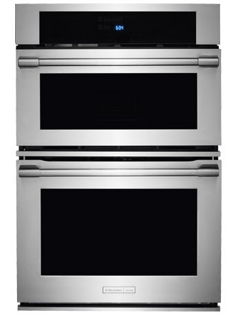 """E30MC75PPS 30"""" Electrolux ICON Professional Series Microwave Combination Oven with Wave-Touch Controls and Theatre Lighting - Stainless Steel"""