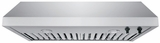 "E30WV60PPS Electrolux - 30"" Canopy Wall Mount Vent Hood with Halogen Lighting - Stainless Steel"