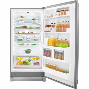 "E32AR85PQS Electrolux Icon 32"" Professional Series Built-In All Refrigerator - Stainless Steel"
