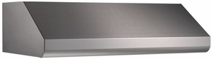 """E64E42SS Broan 30"""" Under Cabinet Range Hood with Variable Speed Controls and Pro-Style Dishwasher Safe Baffle Filters - Stainless Steel"""