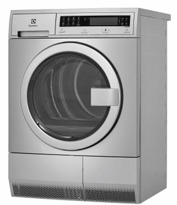 "EFDE210TIS Electrolux 24"" 4.0 Cu. Ft. Electric Dryer with IQ Touch Controls and Gentle Dry  - Stainless Steel"