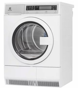 "EFDE210IW Electrolux 24"" 4.0 Cu. Ft. Electric Dryer with IQ Touch Controls and Gentle Dry  - White"
