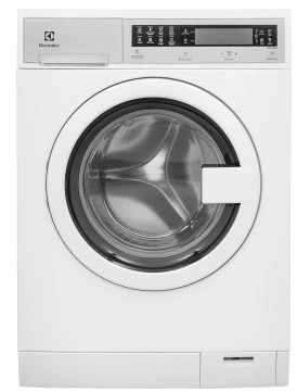 "EFLS210TIW Electrolux 24"" Front Load 2.4 Cu. Ft. Washer with IQ-Touch Controls and Perfect Steam - White"