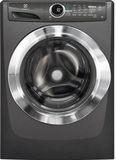 EFLS517STT Electrolux Front Load 4.3 Cu. Ft. Perfect Steam Washer with IQ-Touch Controls - Titanium