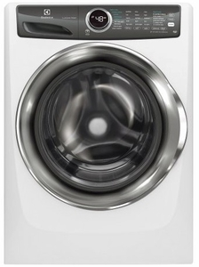 "EFLS527UIW Electrolux 27"" Front Load 4.3 Cu. Ft. Washer with IQ-Touch Controls and LuxCare Wash System - Island White"