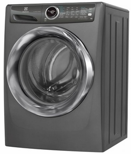 "EFLS527UTT Electrolux 27"" Front Load 4.3 Cu. Ft. Washer with IQ-Touch Controls and LuxCare Wash System - Titanium"
