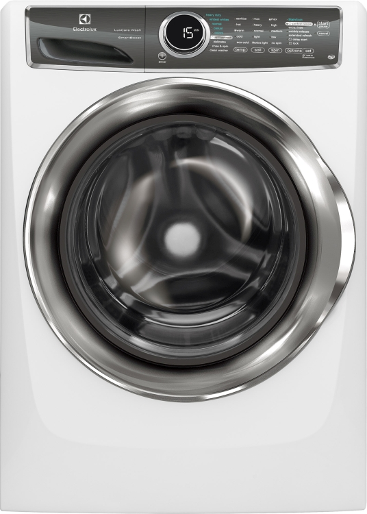 Efls617siw Electrolux Front Load 44 Cu Ft Perfect Steam Washer