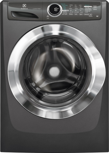 EFLS617STT Electrolux Front Load 4.4 Cu. Ft. Perfect Steam Washer with IQ-Touch Controls & LuxCare - Titanium