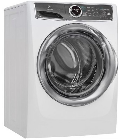 "EFLS627UIW Electrolux 27"" Front Load 4.4 Cu. Ft. Washer with IQ-Touch Controls and LuxCare Wash System - Island White"