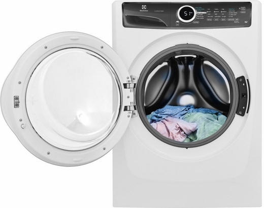 EFLW417SIW Electrolux Front Load 4.3 Cu. Ft. Washer with LuxCare Wash & Perfect Balance - White