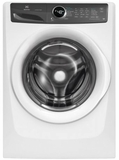 "EFLW427UIW Electrolux 27"" Front Load 4.3 Cu. Ft. Washer with IQ-Touch Controls and LuxCare Wash System - Island White"