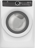 EFME417SIW Electrolux Electric Dryer with Reversible Door & LED Display - White