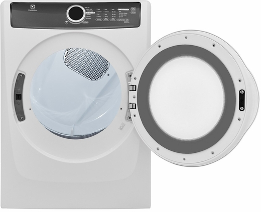 Electrolux electric dryer with perfect steam wrinkle release white efme517siw electrolux electric dryer with perfect steam wrinkle release white sciox Choice Image