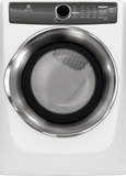 EFME517SIW Electrolux Electric Dryer with Perfect Steam Wrinkle Release - White