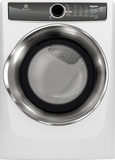 EFME617SIW Electrolux 8.0 Cu. Ft. Electric Dryer with Perfect Steam Wrinkle Release Option - White