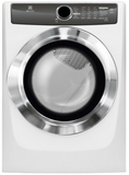 EFMG517SIW Electrolux Gas Dryer with Perfect Steam Wrinkle Release - White
