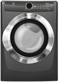 EFMG517STT Electrolux Gas Dryer with Perfect Steam Wrinkle Release - Titanium