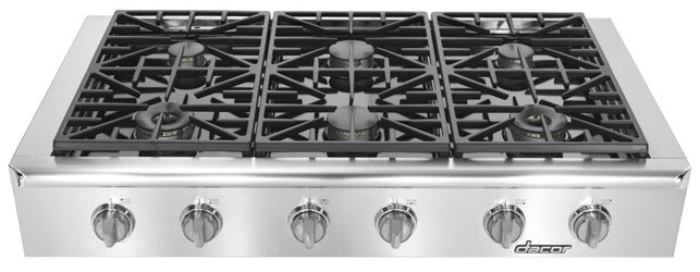 Reviews for eg486schng dacor renaissance 48 natural gas for Dacor 48 rangetop