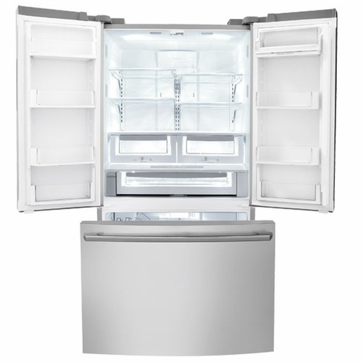 Ei23bc30ks Electrolux Counter Depth French Door Refrigerator With