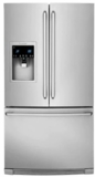 "EI23BC37SS Electrolux 36"" 22.4 cu. ft. Capacity Counter Depth French Door Refrigerator with IQ-Touch Controls and Self-Closing Doors - Stainless Steel"