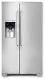 EI23CS65KS Electrolux - Counter Depth Side-By-Side Refrigerator with IQ-Touch Controls - Stainless Steel