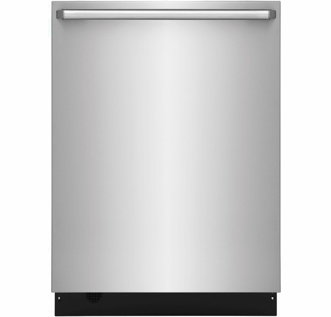 Ei24id81s Electrolux 24 Built In Dishwasher Iq Touch Series With