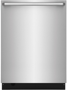 EI24ID81S Electrolux 24 Built-In Dishwasher IQ-Touch Series with Perfect Dry and LuxCare - Stainless Steel