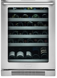 EI24WL10QS Electrolux - 24'' Under-Counter Wine Cooler - Left Hinge - Stainless Steel
