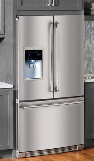 EI28BS65KS Electrolux   Standard Depth French Door Refrigerator With  IQ Touch Controls   Stainless Steel