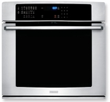 "EI30EW35PS Electrolux - 30"" Electric Single Wall Oven with Convection Conversion - Stainless Steel"