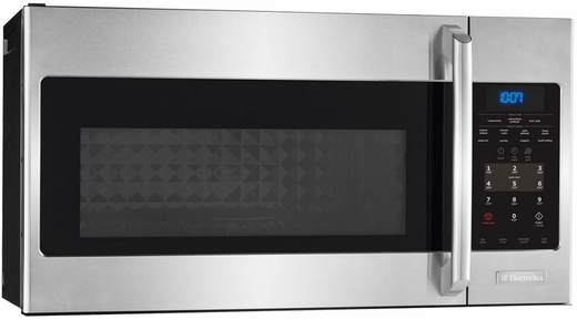 EI30SM35QS Electrolux - 30'' Over-the-Range Convection Microwave Oven - Stainless Steel