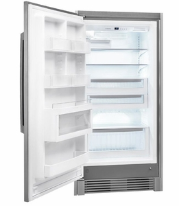 """EI32AF80QS Electrolux 32"""" Built-In All Freezer - Stainless Steel"""