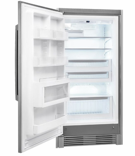 "EI32AF80QS Electrolux 32"" Built-In All Freezer - Stainless Steel"