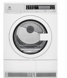 EIED200QSW Electrolux - 4.0 Cu. Ft. Electric  Compact Dryer with IQ-Touch Controls - White