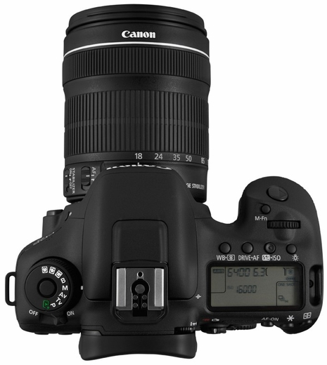 EOS7D18135 Canon 20.2 MegaPixel Digital SLR Camera with 1080p Video with 18-135 MM Lens Kit