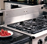 "ERV36-ER Dacor Renaissance 36"" Epicure Raised Downdraft Vent System - Stainless Steel"