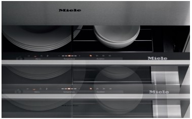"ESW6780 Miele 30"" ContourLine Warming Drawer - Stainless Steel"