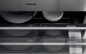 "ESW6880WH Miele 30"" PureLine Warming Drawer - Brilliant White"